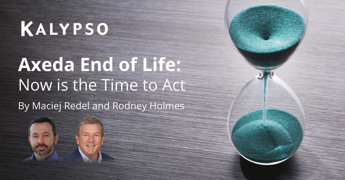 Axeda End of Live: Now is the Time to Act