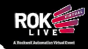 Rok Live2020 Logo White