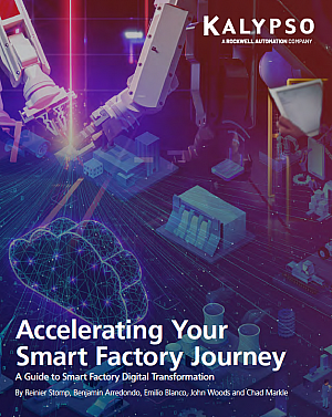 Smartfactory ebook cover