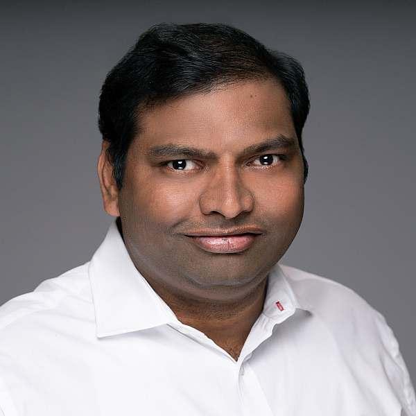 Chandrau Udatha, Senior Technical Consultant | Kalypso