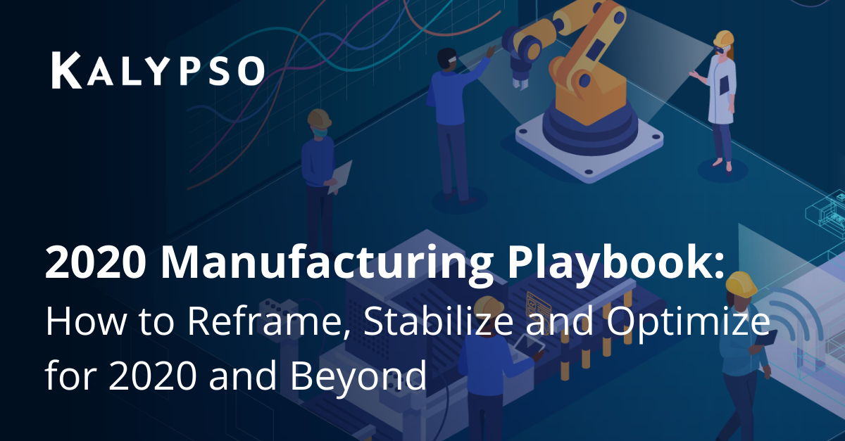 Manufacturing Playbook Social Banner